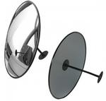 Круглое зеркало для помещений D500